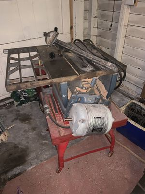 Table saw for Sale in Everett, WA