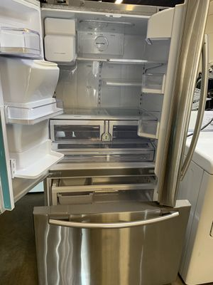 COUNTER DETH DOUBLE ICE MARKER SAMSUNG REFRIGERATOR for Sale in Houston, TX