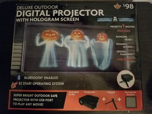 Mr Christmas deluxe Projector for Sale in Bristol, PA