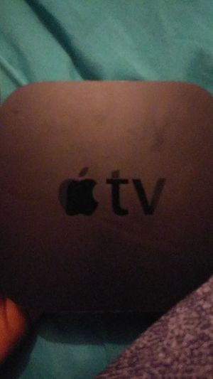 Apple tv box for Sale in Camden, NJ