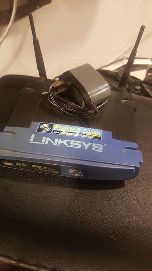 Router wifi lynksys for Sale in Winthrop, MA