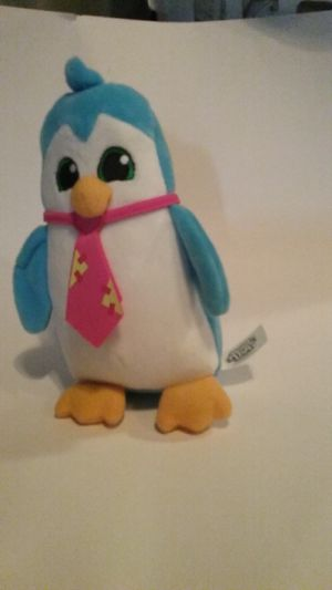 Penguin Animal jam plushie, new for Sale in Marshalltown, IA