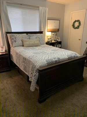 Full Sized Bed and Mattress! for Sale in Dallas, TX