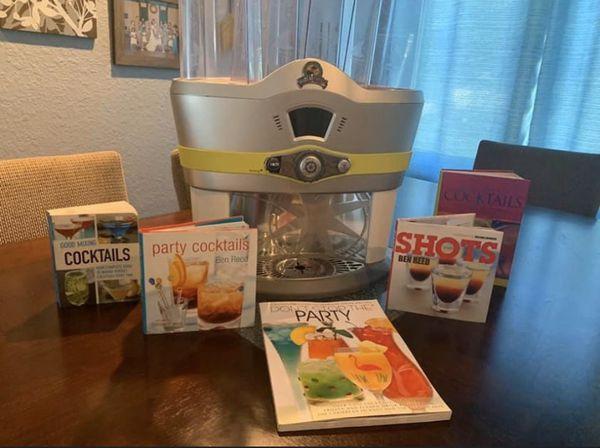 Margaritaville drink mixer machine