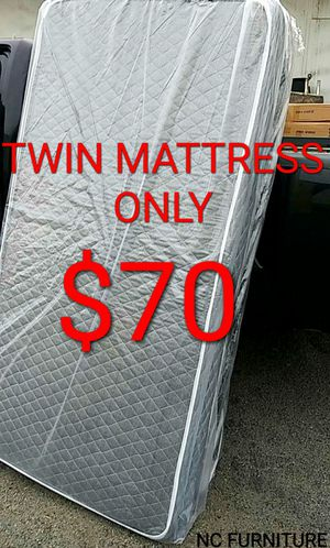 TWIN MATTRESS ONLY for Sale in Los Angeles, CA