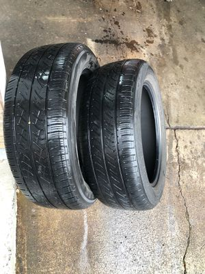 225/55/17r tires Set of 4!!! for Sale in Portland, OR