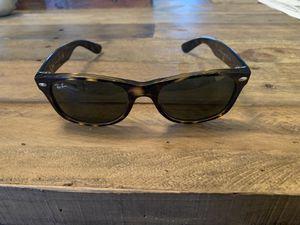 RayBan Wayfarer sunglasses with case for Sale in Phoenix, AZ