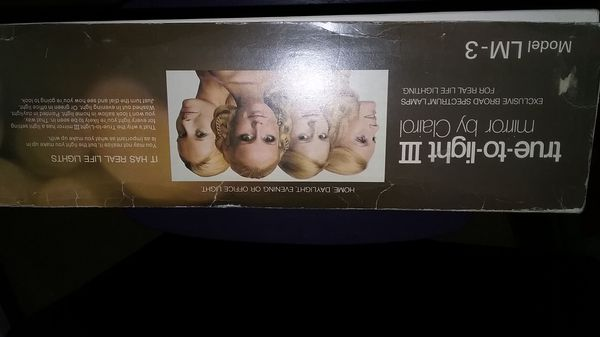 True-to-light (3)MIRROR by clairol
