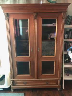 Antique Cabinet for Sale in Burbank, CA