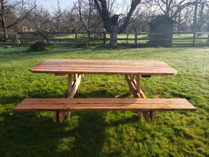 Picnic tables for sale for Sale in Anderson, CA