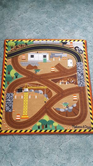 Melissa and Doug Work Zone Rug for Sale in Heidelberg, PA