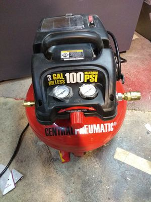 Air compressor and hose for Sale in Columbus, OH