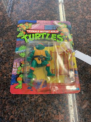Ninja turtles collectible toy for Sale in Austin, TX
