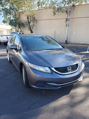 2015 Honda Civic for Sale in Scottsdale, AZ