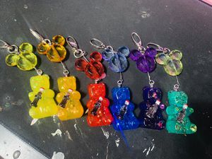 Gummy bear purse charms for Sale in Los Angeles, CA