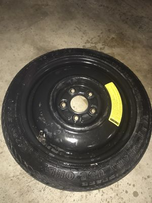 Spare tire from Mazda 6 2012 for Sale in Roswell, GA
