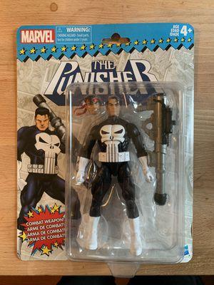 The Punisher Retro Marvel Legends action figure for Sale in El Cerrito, CA