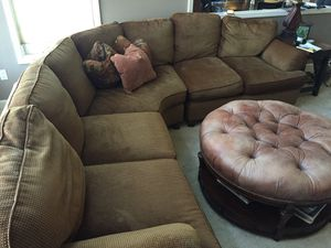 Sectional Couch 3 Piece for Sale in Canton, MI