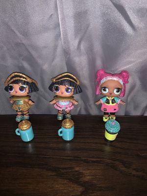 Lol dolls $5 Each firm for Sale in Aurora, IL
