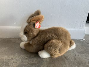 TY Classic Beanie Babies Rabbit Stuffed Animal Toy Easter Collectible Amazing Condition Like New for Sale in MIAMI, FL