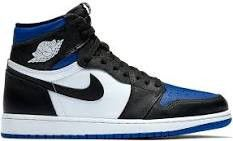 Jordan 1 High Retro OG Royal Toe - DS Mens 9- $300 for Sale in Alameda, CA