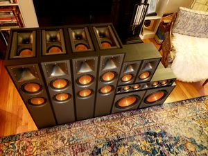 Klipsch 7.2.4 home theater system for Sale in Tacoma, WA