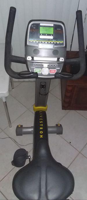 Livestrong exercise bike for Sale in Fort Lauderdale, FL