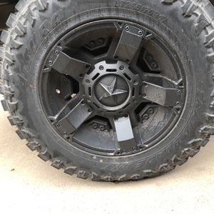 Rims And Tires for Sale in San Angelo, TX