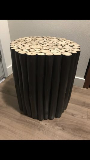Unique wood table for Sale in Hillsboro, OR