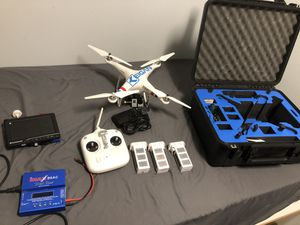 DJI Phantom 2 with GoPro and extras for Sale in Tempe, AZ