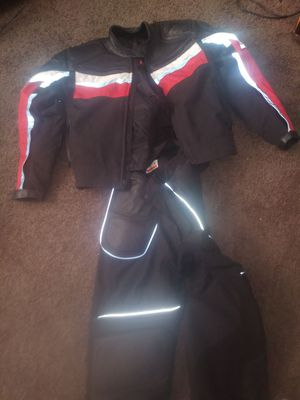 First gear motorcycle suit for Sale in Tampa, FL