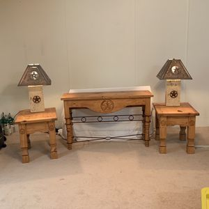 Rustic Furniture for Sale in Houston, TX