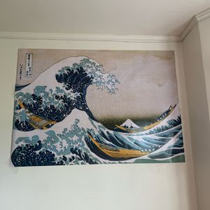 The great wave poster for Sale in San Francisco, CA