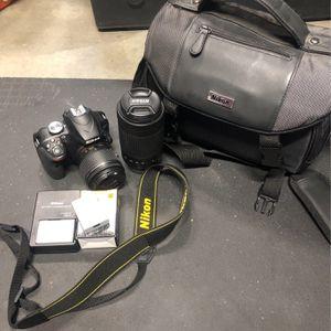 Nikon D3400 for Sale in Elk Grove, CA