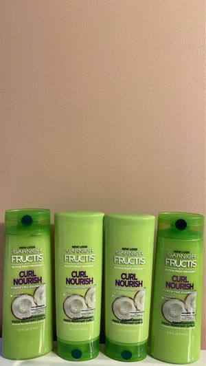 ☘️👩🏻‍🦱GRANIER FRUCTIS CURL NOURISH👩🏻‍🦱☘️ for Sale in Middlebury, CT