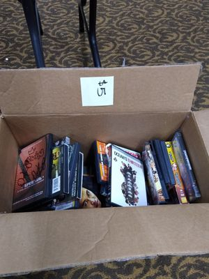 Assorted Dvds for Sale in Tampa, FL
