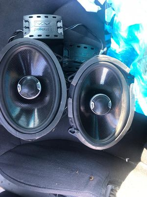 6X8 Polk Audio for Sale in Woodburn, OR