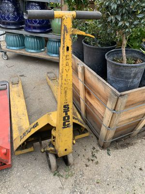 Pallet jack for Sale in Highland, CA