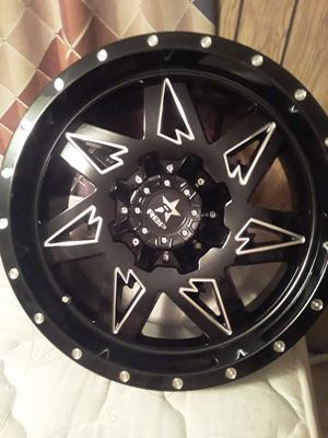 RBP wheels for Sale in San Angelo, TX
