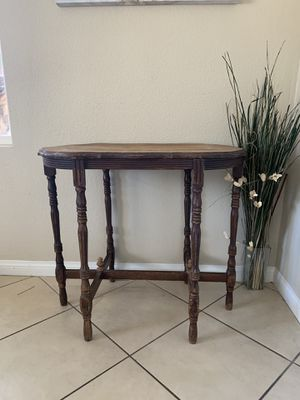 Antique wooden table for Sale in Las Vegas, NV