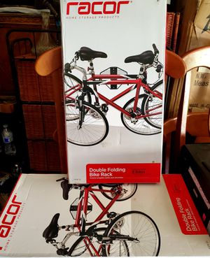 *Brand New* Racor Double Folding Bike Racks for Sale in Manteca, CA