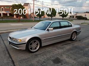 2001 BMW 750LI for Sale in Des Plaines, IL