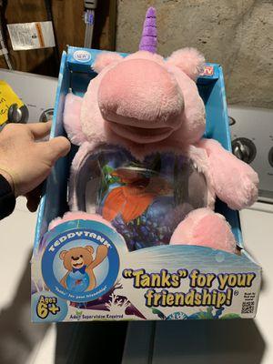 Fishtank teddy bear for Sale in Lincoln, RI