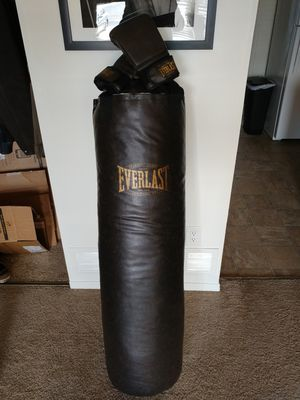 Evrlast Punching Bag for Sale in Littleton, CO