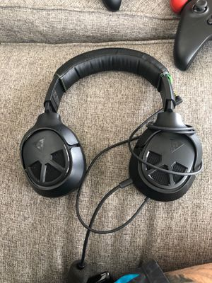 Turtle beach xo headset for Sale in North Bethesda, MD