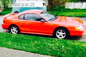 1995 GT Mustang 302 ! Will trade for truck for Sale in Concrete, WA