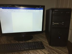 Computer for office or study perfect!! for Sale in Glendale, AZ