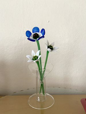 Small Glass Floral Arrangement for Sale in Portland, OR