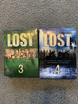 The Show Lost Seasons 3 and 4 for Sale in Newark, CA