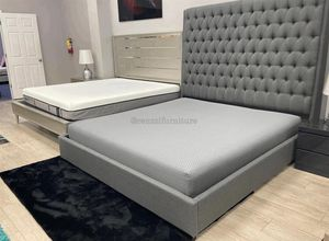 ||O-20|| Brand new--- King Bed $599 -+- Financing ** Available for Sale in Hialeah, FL